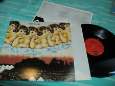 THE CURE / JAPANESE WHISPERS (1983) LP 8 titres THE LOVECATS - THE WALK !!!