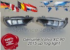 VOLVO XC90 2015-2017 luz antiniebla LED ORIGINAL izquierdo pasajero Lateral