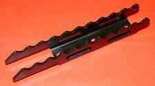 Cale Pieds quad Gamax  couleur noir 28x25x180mm