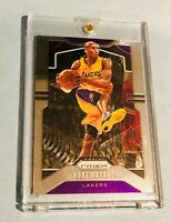 2019/20 Panini Prizm KOBE BRYANT Basketball Card Lakers Hot - Mint Condition!