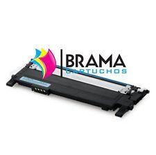 Cartucho Compatible Non Oem Samsung CLX3305w , CLX3305 , CLT-C406S Cian C406S