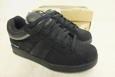 DVS Shoe Company Berra 3 B Series Black Nubuck Skateboarding Shoes US 8/41 NEW
