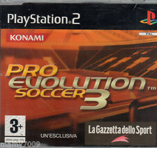 PLAYSTATION 2 PRO EVOLUTION SOCCER3 LA GAZZETTA DELLO SPORT=DEMO DEL 2003