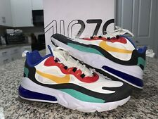 "Pre Owned Nike Air Max 270 React ""Bauhaus"" Size 11.5"