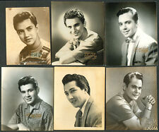 Philippine Movie Actor FRED MONTILLA, CHARLIE DAVAO 6 REAL PHOTOS