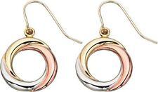 Drop/Dangle Yellow Gold Beauty Fine Earrings