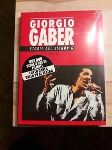Giorgio Gaber. Storie del signor G (2005) DVD