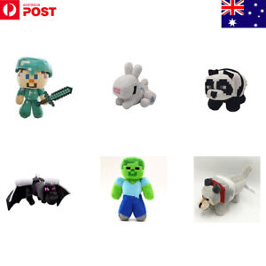 For Kids Gift Xmas Minecraft Animal Plush Toys Stuffed Animals Soft Toy Plush