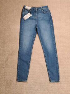 Next Hypercurve Skinny High Waist Jeans 16 L