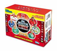 Adventskalender MATCH ATTAX Trading Card Game by topps deutsche Bundesliga LIGA