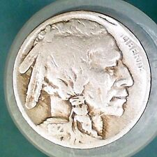 1921-S Buffalo Nickel (001)