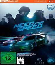 Need for Speed 2016 PC Spiel Key - NFS 16 EA Origin Download Code DE/EU