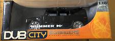 Dub City Hummer H2 1:18  New