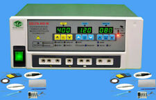 New Surgical 400 Watt Diathermy Electrosurgical Generator with Standard accessor