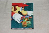 Super Mario 64 Player's Guide from Nintendo Power (Official Nintendo) - GOOD