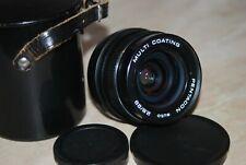 Lens  Pentacon Auto 2.8/29 MC M42 For Pentax ZENIT.. Nikon. Canon № 2310470