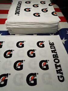 "2 GATORADE TOWELS size 42""x22"""