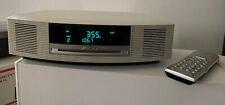 BOSE Wave Music System AWRCC2 Radio/CD Player/Clock W/ Remote