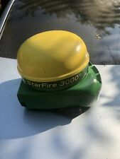John Deere Starfire 3000 receiver GPS SF1 Activation