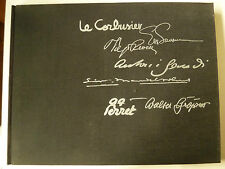 Le Corbusier, saarinen, revell, Gaudi, Mendelsohn, perret, Gropius, architecture,