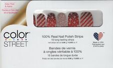 CS Nail Strips Wrap it Up Holiday 2020 100% Nail Polish - USA Made!