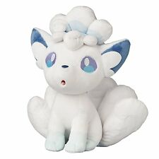 "Alola Vulpix 8"" Doll Sun Moon Pokemon Alolan Animal Stuffed Plush Rare Toy"