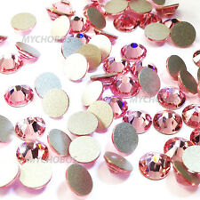 144 Swarovski 2058 6ss crystal flatback rhinestones 2mm ss6 pink LIGHT ROSE 223