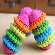 7 Ccolors Pet Dog Toy Puppy Dental Tool Teething Healthy Teeth Gums Chew