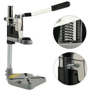 Heavy Duty Drill Bench Press Stand Tool Workbench Pillar Pedestal Clamp UK