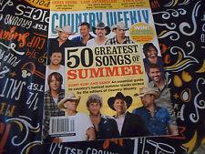 Luke Bryan Covers Country Weekly Magazine 2013 Kix Brooks Chris Young