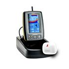 Toslon TF640 Fish Finder LCD Bait Boat Wireless Sensor Sonar Carp 300m Range UK
