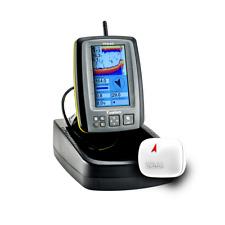 Toslon TF640 a colori wireless fish finder con GPS. RC distanza 300 M ultimo modello