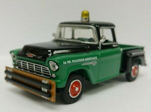 @@@***** Matchbox 1:43 1955 Chevy 3100 Pick Up Green Black, loose *****@@@