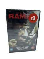 Sylvester Stallone, Julie Benz-Rambo DVD NEW and sealed