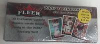 2007 FLEER BASEBALL FACTORY SEALED SET 400 Cards + 30 Exclusive Update Rookies