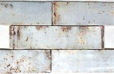 3x12 Palermo Collection Aires Glazed Ceramic Tile Backsplash Decor Wall Bath