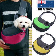Pet Carrier Comfort Tote Dog Cat Sling Puppy Travel Bag Shoulder-AU