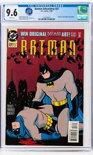 BATMAN ADVENTURES 27 DC Comics 1994 CGC 9.6 NM+ BTAS DETECTIVE #664 COVER HOMAGE