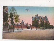 Kortrijk Kazerne Belgium Vintage Postcard 356b