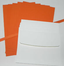 TANGELO TWIST A2 CARDSTOCK PAPER CARDS RIBBON STAMPIN UP PLUS ENVELOPES
