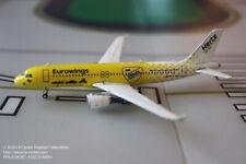 Phoenix Model Eurowings Airbus A320 Hertz Car Rental Diecast Model 1:400