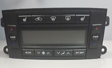 03 04 05 06 07 Cadillac CTS - A/C Heater Climate Control Switch 25752261