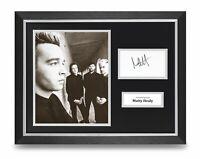 Matty Healy Signed 16x12 Framed Photo Display The 1975 Autograph Memorabilia COA