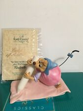 WDCC Cinderella Chalk Mouse Sewing 1994 - New in Box - COA
