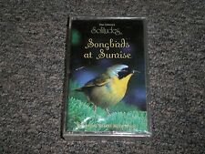 Dan Gibson's Solitudes~Songbirds at Sunrise~Field Recording~SEALED/NEW~FAST SHIP
