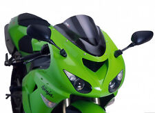 PUIG RACING SCREEN KAWASAKI ZX-6R 05-08 DARK SMOKE
