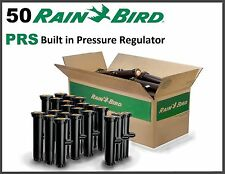 "50 Rainbird 1806-PRS 6"" Spray Body Sprinkler Pop Up Pressure Regulator Built In"