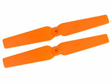 Plástico 3D Hélice CW 117 mm (naranja) - BLADE 200 QX