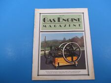 Gas Engine Magazine March 1994 Ruston & Hornsby CR Diesel Engine Vol 29 #3 M2721