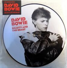 """David Bowie - Beauty And the Beast - 2018 - UK - 7"""" Picture Disc - NEW"""